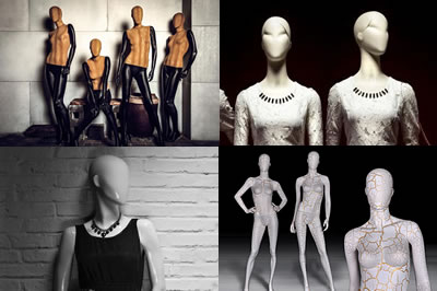 New mannequins 2015